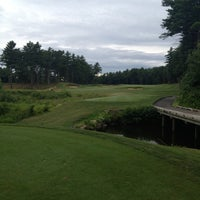 Photo taken at Butter Brook Golf Club by Joshua H. on 7/26/2012