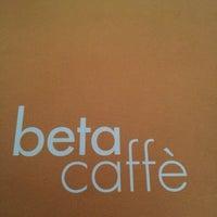 Photo taken at Beta Caffé by Shilat L. on 7/31/2012
