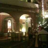 Photo taken at La Briciola Restaurant by Alessandro L. on 8/22/2012
