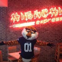 Photo taken at Hibachi Express by Charles N. on 3/22/2012