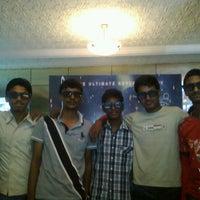 Photo taken at Jagadamba Theater by Yasasvi R. on 6/29/2012