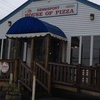 Photo taken at Dennisport House of Pizza by Melanie W. on 6/2/2012