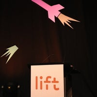 Photo taken at LIFT Conference 2012 by Xavier B. on 2/22/2012