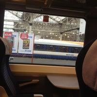 Photo taken at Platform 12 by Dennis M. on 6/7/2012