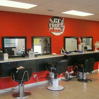 Photo taken at CJ's Fades From The Blades by Envy P. on 3/15/2012