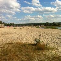 Photo taken at Корчагин Парк - Beach Club by Олехнович О. on 7/20/2012