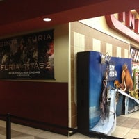 Photo taken at Cinemark by Raul C. on 3/31/2012