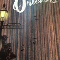 Photo taken at Café Orleans by Pilar V. on 5/25/2012