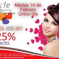 Photo taken at Bucle Salón & Spa by Bucle  Salón & Spa on 2/8/2012