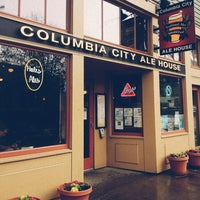 Photo taken at Columbia City Ale House by Jamie S. on 5/1/2012