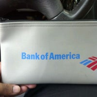 Photo taken at Bank Of America by Trevor W. on 5/26/2012