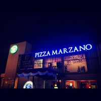Photo taken at Pizza Marzano by VENDART A. on 8/21/2012