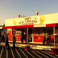 Photo taken at Prp Ice Cream Corner by Anthony F. on 3/28/2012