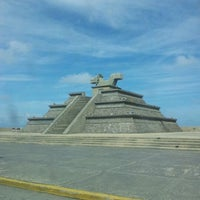 Photo taken at Malecón by Jorge R. on 2/5/2012