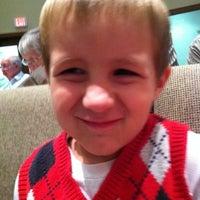 Photo taken at Lake Sarah Baptist Church by Jennifer K. on 8/19/2012