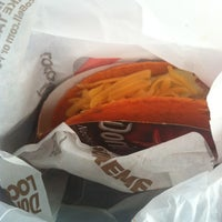 Photo taken at Taco Bell by Alex V. on 9/3/2012