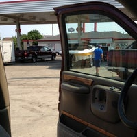 Photo taken at Speedway by Brittany P. on 7/1/2012