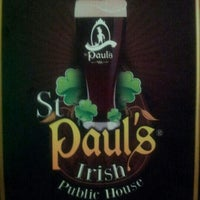Photo taken at St. Paul's Irish Public House by Cesar L. on 8/12/2012