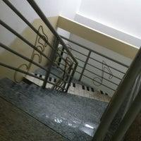Photo taken at Escola de Música by Samuel B. on 4/27/2012