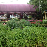 Photo taken at Hulses Nursery by Jake F. on 6/13/2012