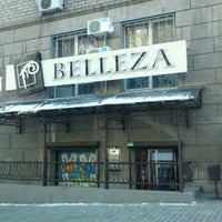 Photo taken at Belleza by Alex I. on 3/4/2012