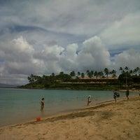 Photo taken at Napili Beach by Joyce Y. on 8/28/2012