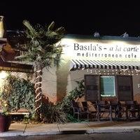 Photo taken at Basila's Cafe by Melissa D. on 2/26/2012