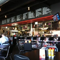 Photo taken at S&B's Burger Joint by Eric L. on 7/29/2012
