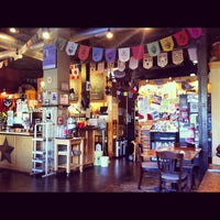 Photo taken at Ritual Café by Heather C. on 9/8/2012