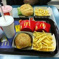 Photo taken at McDonald's by Natalia O. on 6/9/2012