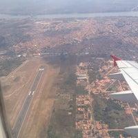 Photo taken at Aeroporto de Imperatriz / Prefeito Renato Moreira (IMP) by Anderson W. on 9/6/2012