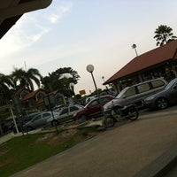 Photo taken at R&R Pagoh (North Bound) by Kenny K. on 9/2/2012