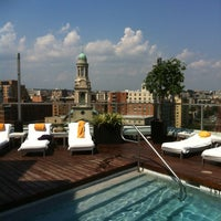 Photo taken at Kimpton Donovan Hotel by Olivia D. on 9/7/2012