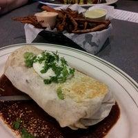 Photo taken at Quality Burrito by Yuri on 6/19/2012