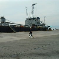 Photo taken at Fish Port Gensan by Marz B. on 6/21/2012