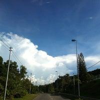 Photo taken at Kg Sungai Besar by Zephyr L. on 4/19/2012