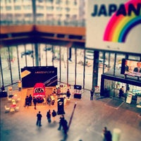 Photo taken at Marunouchi Building by Hiroshi H. on 2/25/2012