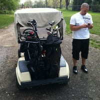 Photo taken at Bob-O-Link Golf Course by Eli S. on 4/20/2012