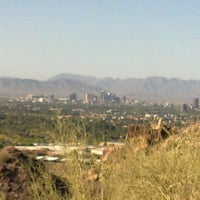 Photo taken at Piestewa Peak by James G. on 4/22/2012