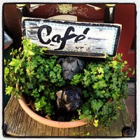 Photo taken at The Bulldog Cafe by Lois-Ann S. on 7/28/2012