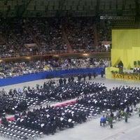 Photo taken at Freeman Coliseum by Manuel n Jackie C. on 6/2/2012
