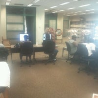 Photo taken at Birmingham Public Library - North Birmingham by Brandon B. on 5/21/2012