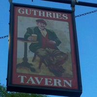 Photo taken at Guthrie's Tavern by Jeanne S. on 6/21/2012