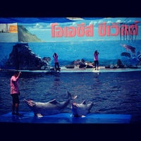 Photo taken at Oasis Sea World by Chutimas B. on 9/8/2012