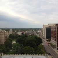 Photo taken at BCBSM Capital Ave by Andrew H. on 8/16/2012