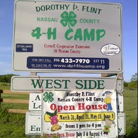 Photo taken at DPF Nassau County 4-H Camp by James T. on 5/17/2012