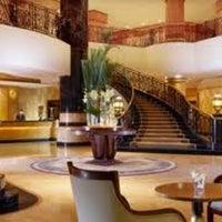 Photo taken at Sheraton Surabaya Hotel & Towers by Melinda G. on 2/12/2012