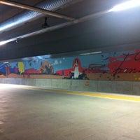 Photo taken at Estación de Goya by A Salto D. on 5/16/2012