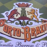 Photo taken at Porto-Brazil by Neto R. on 5/19/2012