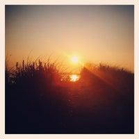 Photo taken at Hammonasset Beach State Park by Kenny B. on 8/3/2012
